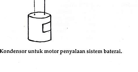 kapasitor adalah baterai otomotif cara pemeriksaan kondensor