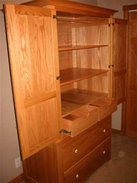 custom armoires woodloft org custom amish made furniture armoires illinois amish country