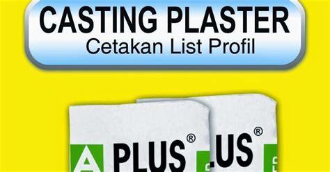 Tepung Gypsum A Plus A 20kg jenis jenis tepung gypsum pemasangan gypsum sistem rangka