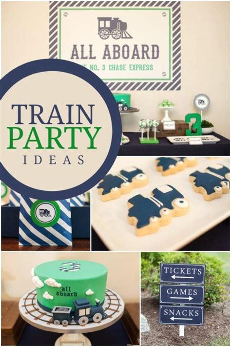 A  Ee  Boy S Ee   Train Themed  Ee  Birthday Ee    Ee  Party Ee   Spaceships And Laser