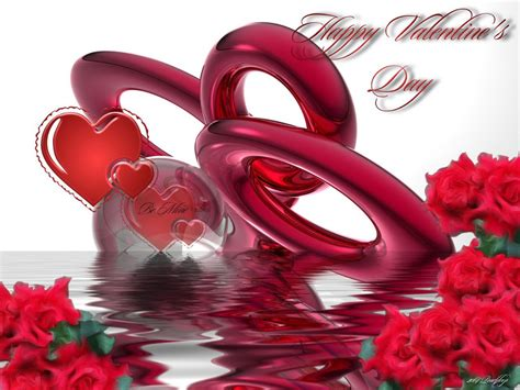 happy valentines day images 3d 3d 芻estitka happy s day besplatna