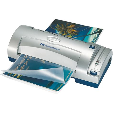 Mesin Laminating Secure Compact A4 leitz ph 9 a4 photo laminator