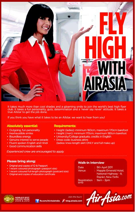 airasia career jobs in airasia com vacancies in airasia com