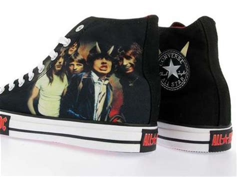 Harga Converse X Ac Dc converse chuck acdc 2 sole redemption