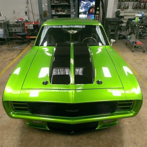 green 69 camaro 69 camaro quot green quot rev s my engine