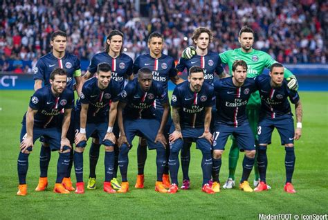 Photos Psg Ligue Des Champions Matchs Psg 1 3 Fc