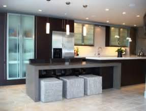 Contemporary Kitchen Island Designs by 15 Modern Kitchen Island Designs We