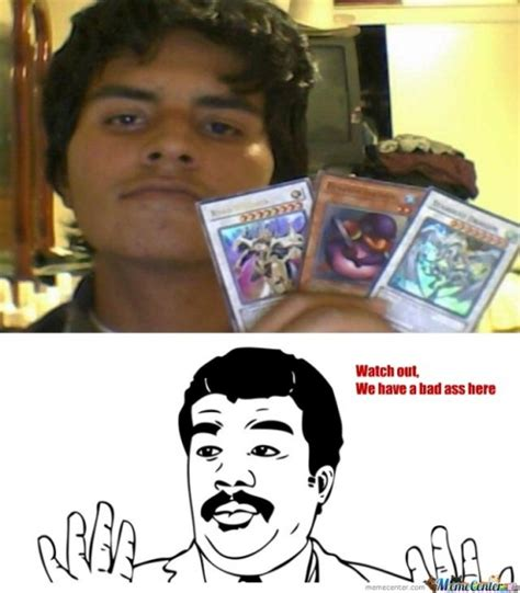 Yugioh Black Guy Meme - yu gi oh card maker memes best collection of funny yu gi