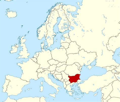 bulgaria on a world map large location map of bulgaria bulgaria europe