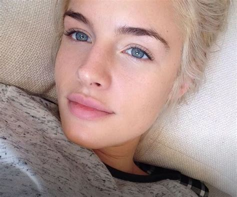 Platinum Nose Up jean watts how is it possible to look this gorgeous