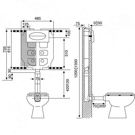 cassetta wc pucci cassetta incasso pucci completa di placca cromo