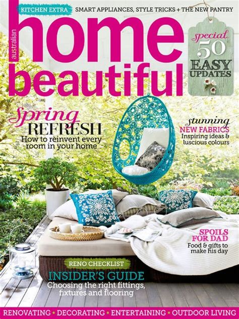 beautiful magazine 100 ideas to try about home beautiful covers september