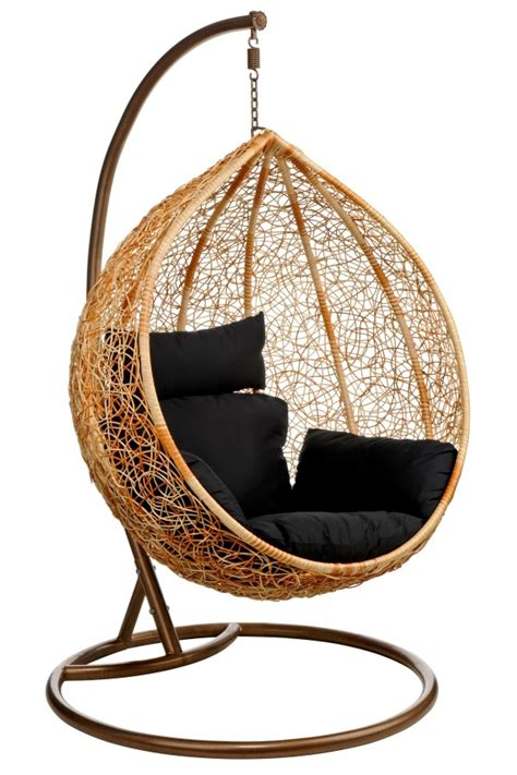 Chairs That Hang From Ceiling by Hanging Egg Chair Wicker Ceiling Chair Hang In Retro Style