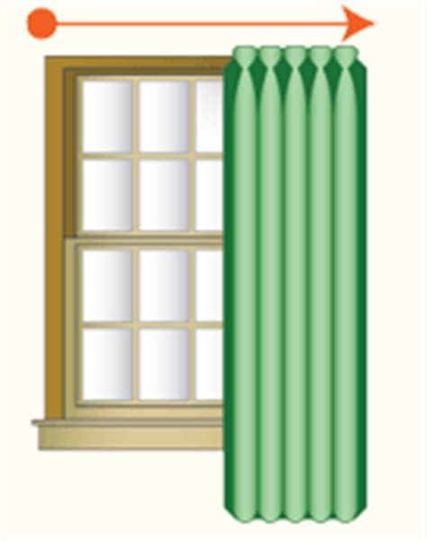 One Way Draw Draperies curtains rooms