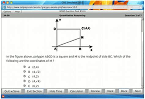 gre test gre practice tests from catprep
