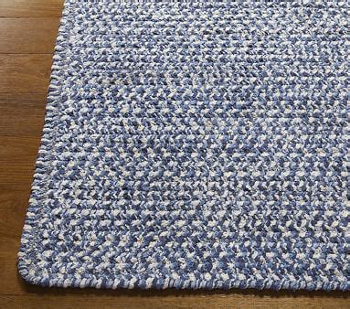 pottery barn braided rugs evan chenille braided rug pottery barn