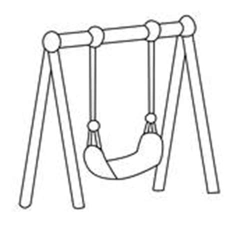 swing black and white royalty free hinge clip art gograph