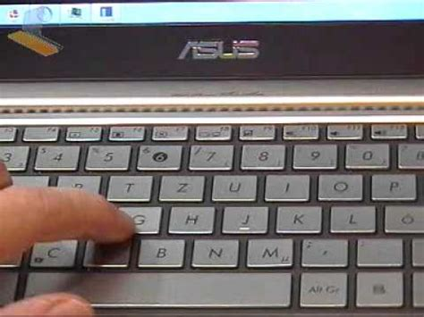 asus laptop can't find numlock key solution | funnydog.tv