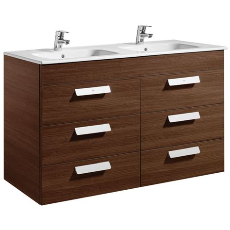 Vanity Units Uk by Roca Debba Basin Vanity Unit With Drawers Uk
