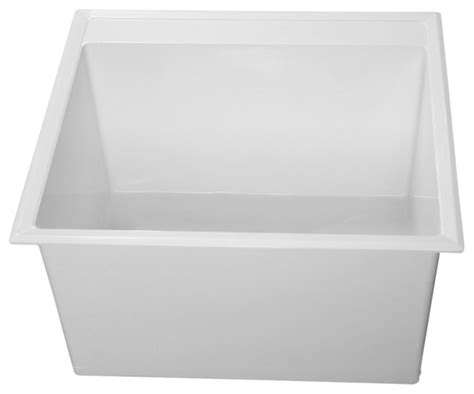 fiat tubs fiat molded laundry tub modern utility sinks