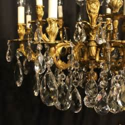 chandelier antique antiques atlas italian gilded bronze antique chandelier