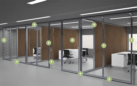 Modular Office Walls by Modular Wall System Infinium S Classic Line Of Moveable