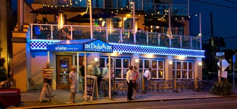 Dukes Chowder House Seattle by Relax In Our Alki Restaurant On The West Seattle