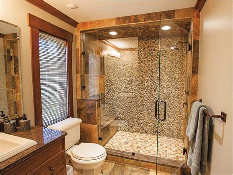 ideas for master bathrooms 15 sleek and simple master bathroom shower ideas modelhomedecorideas