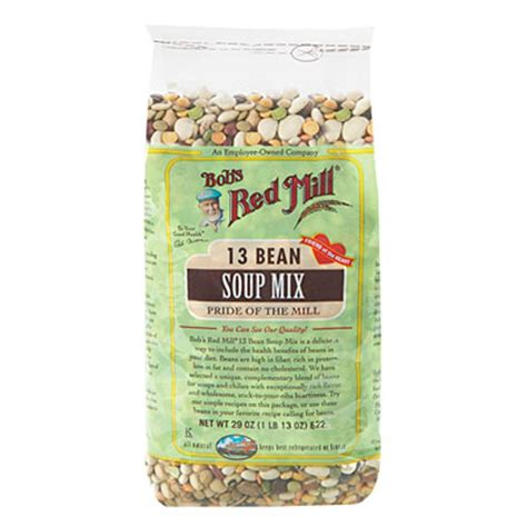 Bob S Mill 13 Beans Soup Mix 822gr bob s mill 174 13 bean soup mix big lots