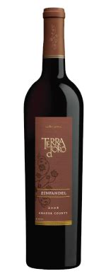 terra winery terra d oro our wines