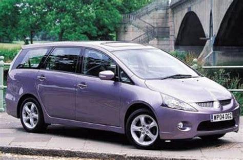 mitsubishi grandis mitsubishi grandis 2 4 review autocar