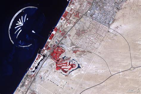 imagenes satelitales free download urbanization of dubai image of the day