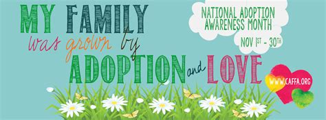 national month image gallery november adoption awareness month