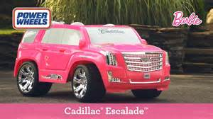 Power Wheel Cadillac Escalade Pink Power Wheels Cadillac Escalade Cdd13 Fisher Price