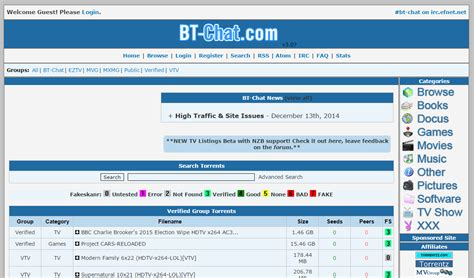 Bt Search Bt Chat Eztv Tv Shows Torrents Torrent Search Engine Bittorrent