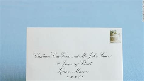 correct way of addressing wedding invitations 2 24 sticky wedding etiquette solutions cnn