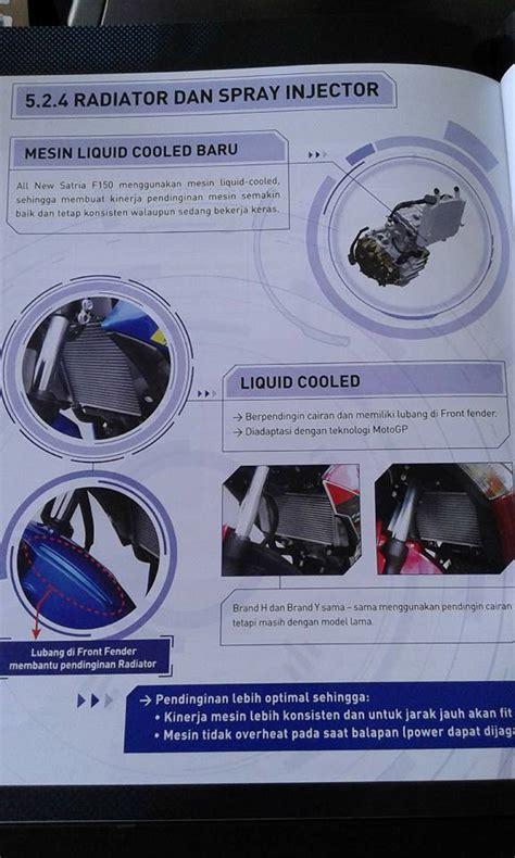 Radiator Satria Fu Fi Injeksi Ngeri Power Suzuki Satria Fu Injeksi Beneran Tembus 18 Hp