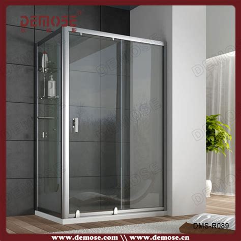 Standing Shower Door Homeofficedecoration Free Standing Shower Stall With Door
