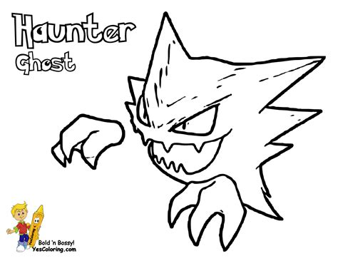 pokemon coloring pages gengar smooth pokemon coloring book pages gastly seadra