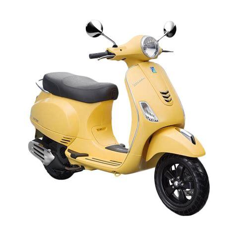 Motor Vespa Lx I Get jual vespa lx 125 i get sepeda motor giallo lime otr