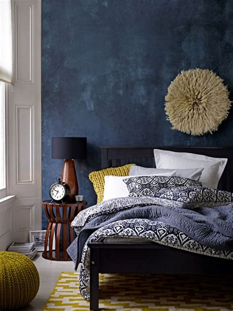 blue accent bedroom 25 amazing indigo blue bedroom ideas panda s house