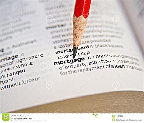 loan secured on house mortgage health stock image cartoondealer com 14200513