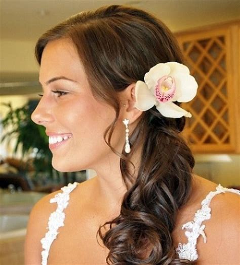 show me ponytail hairstyles 15 wedding hairstyles for long hair that steal the show