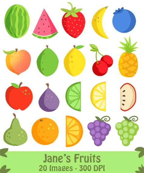 watercolor fruits clipart by digitalartsi thehungryjpegcom watercolor fruits clipart dia de muertos fruta y el dia de