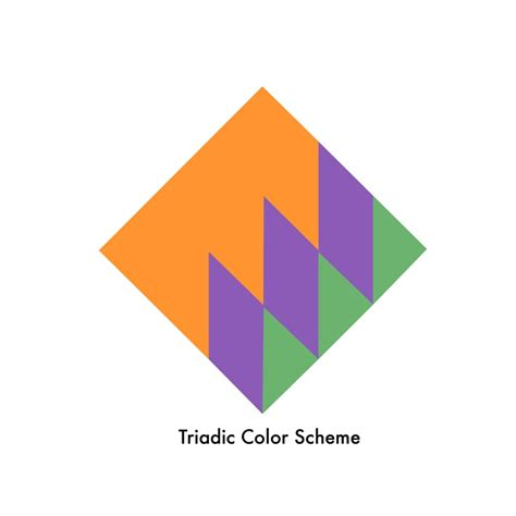 triadic color scheme 1000 images about scca color theory on pinterest the