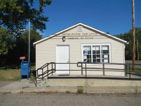 Onalaska Post Office by Humbird Wisconsin Post Office Post Office Freak