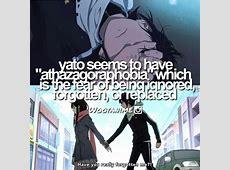 Character: Yato Anime: Noragami - being someone who will ... Yatori