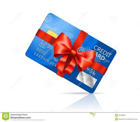 gift credit card stock photo image 33186060 - Gift Credit Card