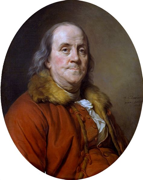 biography of scientist benjamin franklin digital american literature anthology version 1 1 part one