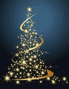 dream bright christmas tree vector free vector 4vector